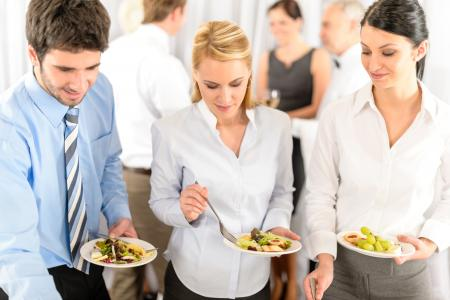 Have your corporate lunch or special event catered. We provide the food and all you do is sit back and enjoy yourself.